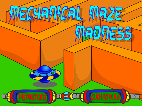 Mechanical maze madness