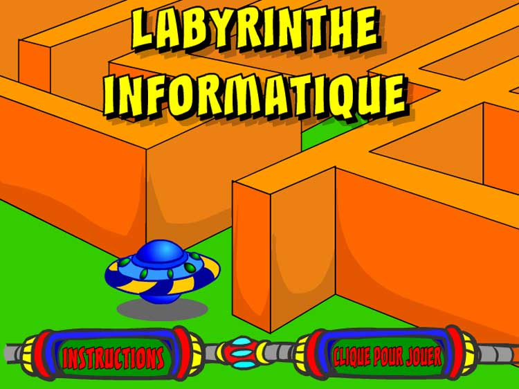 Labyrinthe informatique